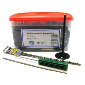 Flexplug met anker voor isolatie 40-60mm (40st)