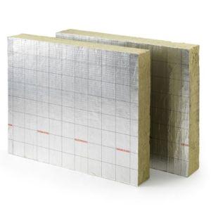 Steenwol RockFit Premium Silver 1000x800x135mm